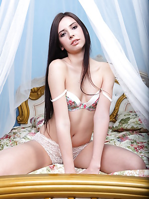Amour Angels  Marisa  Lingerie, Teens, Striptease, Solo